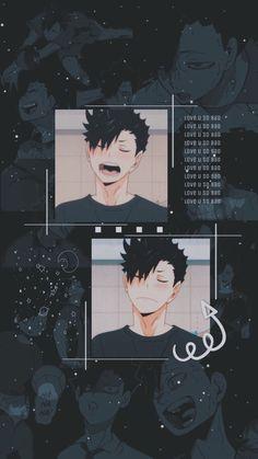 Anime Wallpaper Phone, Cool Anime Wallpapers, Haikyuu Wallpaper, Anime Scenery Wallpaper, Of Wallpaper, Animes Wallpapers, Kuroo Haikyuu, Kuroo Tetsurou, Haikyuu Fanart