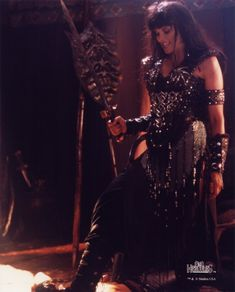 Warlord Xena outfit 2 (Armageddon Now)