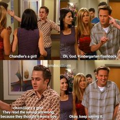Chandler Friends Quotes TV Show - Bing images Friends Best Moments, Friends Tv Quotes, Friends Scenes, Friends Poster, Friends Episodes, Friends Cast, Cute Friends, Friends Show, Friends Forever