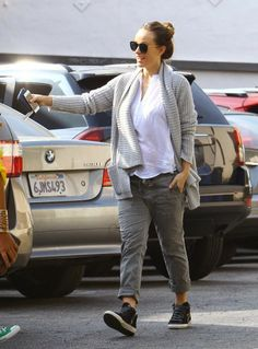 Celeb Diary: Olivia Wilde in West Hollywood