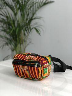 African print fanny pack Ankara fanny pack Ankara waist | Etsy African Print Dresses, African Prints, African Wear, African Attire, African Fashion Dresses, African Inspired Fashion, African Print Fashion, African Children, Ankara Fabric