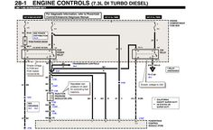 13 Best F350 Bronco images   Diagram, Ford sel ... Banks Exhaust Ke Wiring Schematic on