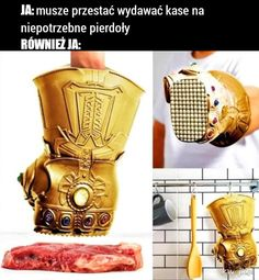 If you're looking to tenderize your meat in the most fantastic and over-the-top way possible, you've probably come to the right place. This infinity gauntlet meat tenderizer via Avengers, comes in cle. Ashtanga Yoga, Most Popular Memes, Best Memes, Funny Photos, Funny Images, Thanos Avengers, English Memes, You Funny, Funny Shit