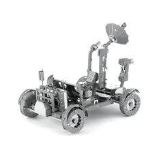 Fascinations Metal Earth Apollo Lunar Rover Laser Cut 3D Metal Model Kit