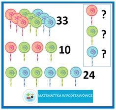 Przerywniki lekcji, zagadki logiczne | MATEMATYKA W PODSTAWÓWCE Education, Math, Words, School, Cuba, Math Resources, Onderwijs, Learning, Horse