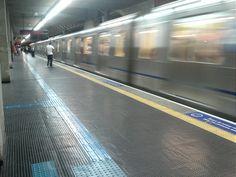 Estação Carrão #metro #subway #urban #saopaulo #sampa #sp #railway #igers #igersbrasil #igerssaopaulo #instasampa #instadroid #metrosp