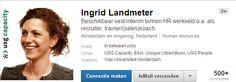 Blog van Aaltje Vincent over de nieuwe layout van LinkedIn: jouw vakmanschap in 1 oogopslag