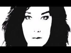 """""""The Dull Flame Of Desire"""" - Bjork.  The special effects in this video are amazing and intense! <3"""