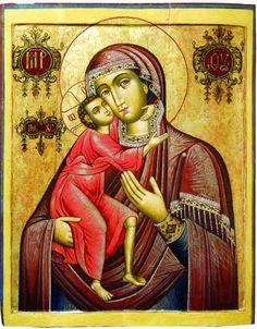 Russian Orthodox Feodorovskaya Icon of the Mother of God