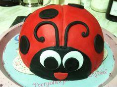 Nom!: Ladybird Cake