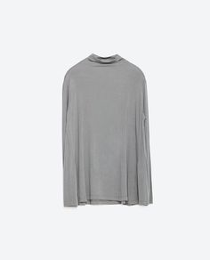 Image 8 of POLO NECK TOP from Zara