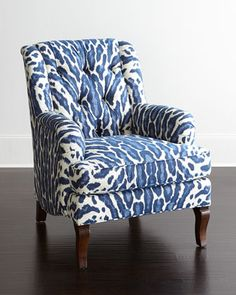 Desi+Tufted-Back+Chair+at+Horchow.