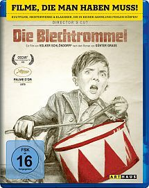 ARTHAUS - Die Blechtrommel / Director's Cut / Blu-ray