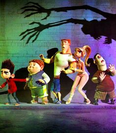 ParaNorman – Another Great Stop Motion Animation from Laika - Be sure to watch the time lapse on the article.They Show how they made the animation step by step,really amazing! Cartoon Movies, Comedy Movies, Scary Movies, Horror Movies, Good Movies, Films, Horror Cartoon, Cartoon Art, Best Family Halloween Movies