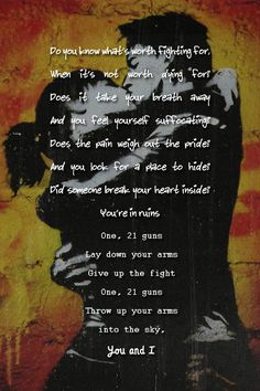 21 Guns - 21st Century Breakdown
