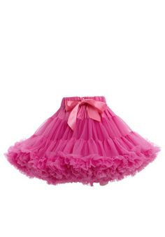 This pretty skirt is every little girls dream come true! Whether it is a game of dress up or a party, your little one will absolutely love this adorable peti skirt from Angels Face.