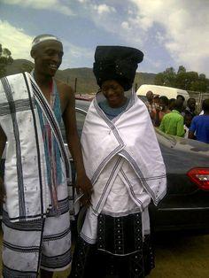 Sakiwe and Yandisa traditional wedding day
