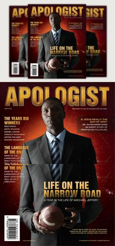 40 best magazine templates images on pinterest in 2018 magazine apologist church magazine cover maxwellsz