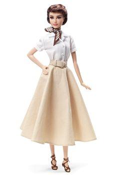 #Barbie collection #AudreyHepburn #VFNO
