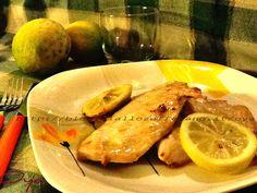 Pollo al limone, ricetta semplice e veloce