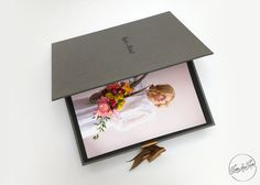 Presentation Box 5x7 13x18cm Single Medium Photo by LittleFineArts