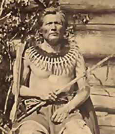 Standing Bear - Ponca - circa 1870