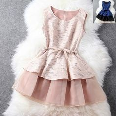 Organza dress ADAHC