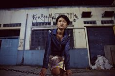 Fotógrafo: Allyson Alapont  Styling: Victoria Michaelsen  Marcela Hayashi(ford models) veste Bohemian Heroin