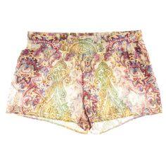 American Rag Womens Plus Textured Printed Casual Shorts