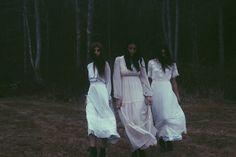 Three Sisters of Birch Wood Metallic Mini Set — Courtney Brooke