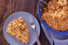 Apple Crumble Gluten Dairy And Egg-Free Recipe - Genius Kitchen