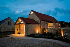 Thinking Outside the Box: Creative Barn Conversion in England