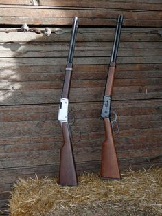 Lever Action Rifle | lever action rifle - Mossberg 464 30-30 and Henry Frontier .22 https://flic.kr/p/B4twqb
