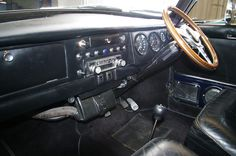W&P coach built interior