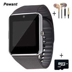 best price 2017 pewant wearable devices smart watch gt08 android wear clock smartwatch with camera #interactive #calendar