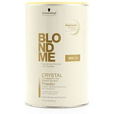Schwarzkopf Blond Me Crystal Powder 15.9oz/450g -- Read more  at the image link. (This is an affiliate link and I receive a commission for the sales)