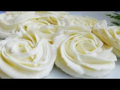 Очень вкусный творожный крем !!! - YouTube Icing, Cooking, Cake, Desserts, Food, Decorations, Youtube, Kitchen, Tailgate Desserts