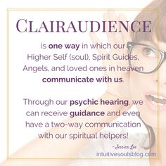 Many people are having clairaudient experiences and don& even know it. Learn here if Spirit is communicating with you. Psychic Development, Spiritual Development, Spiritual Enlightenment, Spiritual Awakening, Spiritual Wisdom, Intuitive Empath, This Is Your Life, Psychic Mediums, Psychic Readings