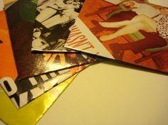 Recycled Magazine Envelopes : Image 1 of 4