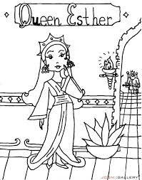 Queen Esther, lots of printables and song and craft ideas. | Bible ...
