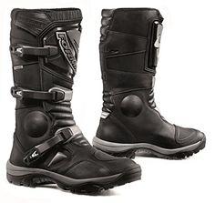 Forma Adventure Off-Road Motorcycle Boots (Black af0bf95635c71