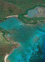 Bahía de Chengue, Sierra Nevada de Santa Marta.
