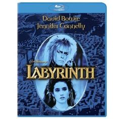 Labyrinth [Blu-ray]  Bowie is so cool!!