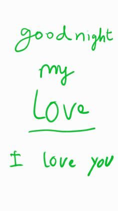 I love You... good night mere janaa.. I'm very tired.. love you so much