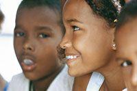 La diversidad de razas que conforman la población colombiana, es una de las grandes riquezas del país.