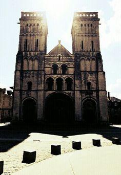 views of Normandy - Caen