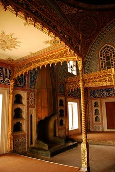Topkapi Palace | Istanbul, Turkey
