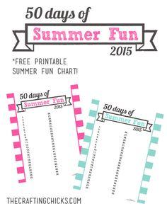 2015 Summer Fun Char
