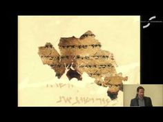 Les manuscrits de la mer Morte, perspectives bibliques et historiques – Leçon de rentrée - YouTube