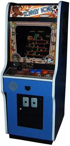My single favorite childhood arcade game.